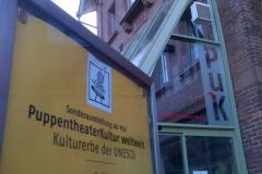 MUSEUM FÜR PUPPENTHEATERKULTUR PUK EINGANG
