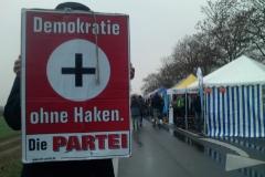 BRETZENHEIM MEILE FÜR DEMOKRATIE DIE PARTEI